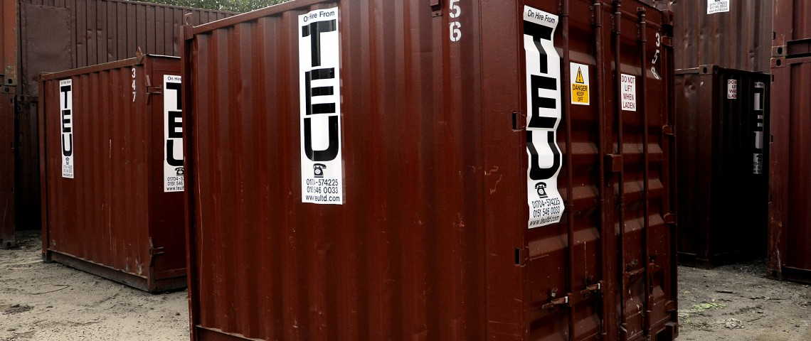 TEU Ltd10ft Storage Container - TEU Ltd